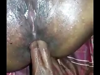 Mini Chechi squirting and anal sex