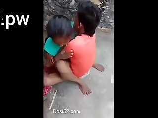 Desi local Randi hardcore gangbang by workers on site // Watch Full 23 min Video At