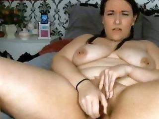 Cubby Amateur BBW Cam Girl