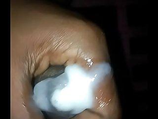 Midnight masturbation again