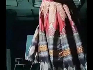 Swathi naidu latest dress change part4