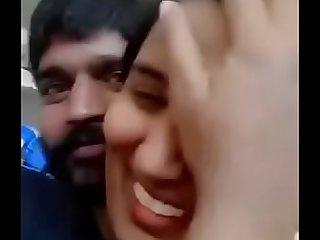 Swathi naidu giving romantic expressions part1