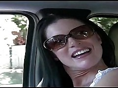 Mom picked in be transferred to matter of up ahead car park gets fucked