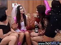 Broad in the beam Dick Dominant Naughty Hot Sluty Mature Nipper (india summer) movie-13