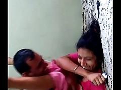Indian Aunty having amusement regarding Penman