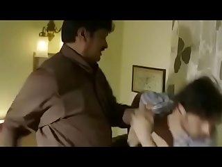 Desi aunty fucking with younder boy
