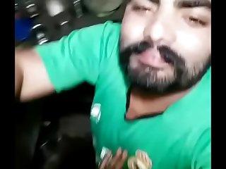 Punjabi Bhabhi Kissing scene ..say video banona