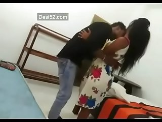 Desi Teen boss'_s Daughter fuck in Hotal