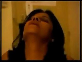 Desi Mother in lw Hot Blowjob