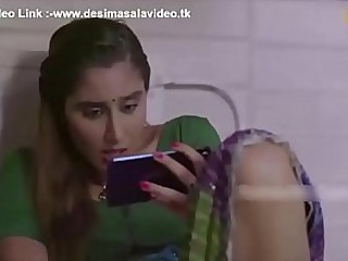 South Indian Woman Giving Oral To His BF