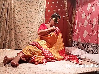 beautiful indian bhabhi sensational honeymoon night fucking in a bedroom for public