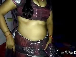 hot horny fat indian bhabhi aunty seducing young boy on webcam
