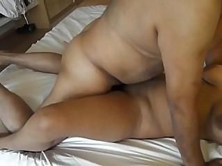 Desi threesome