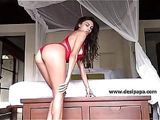 Desi Papa Indian Babe Solo - DesiPapa.com