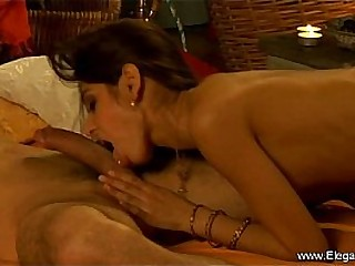 Erotic Indian Couple Learn Love