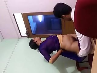 Indian College professor sex in staff room part 2