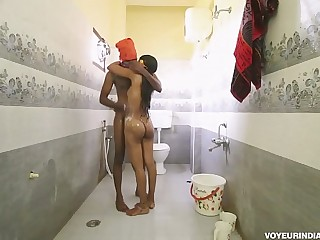 Tamil Indian Girl Fucked In Bathroom