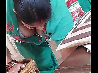 indian maid big tits