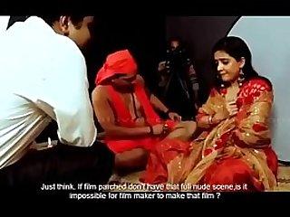 Indian aunty nude romance with sadhu