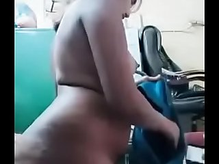 Swathi naidu nude while changing dress part1